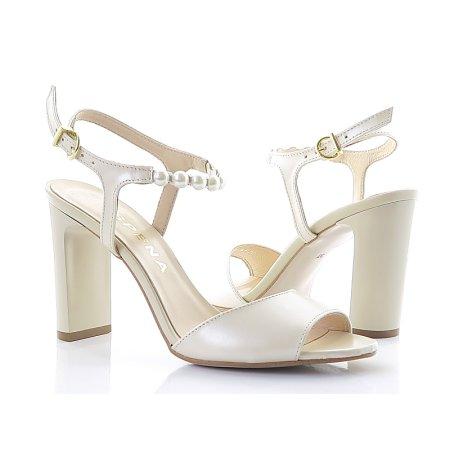 6ac4079a817d7 Béžové sandálky ASPENA KOR 1692