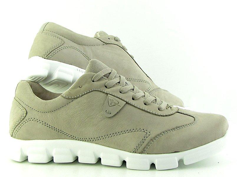 19a52d86685e8 Dámska kožená športová obuv TAMARIS • Kabelky-topanky.sk