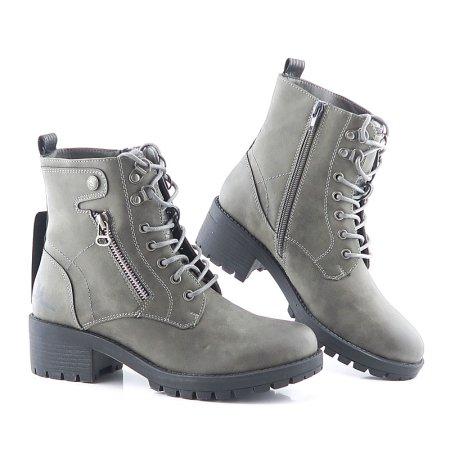 15118dce92adb Dámske pohodlné sivé topánky BRUNO BANANI