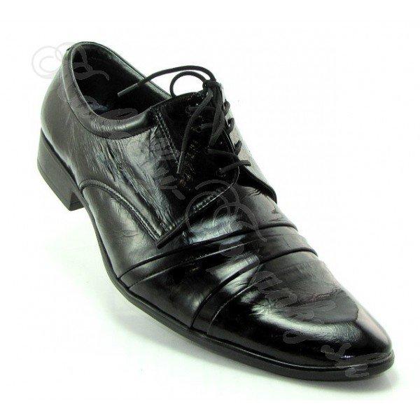 aa77fd743 Pánske spoločenské lakované topánky • Kabelky-topanky.sk