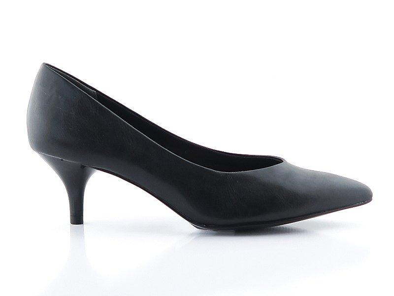 7b4f40718 Pohodlné dámske čierne lodičky S.OLIVER • Kabelky-topanky.sk