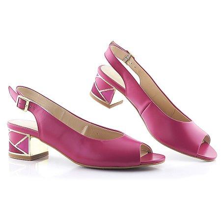 726850983f9a3 Ružové sandálky ASPENA KOR SONIA 2