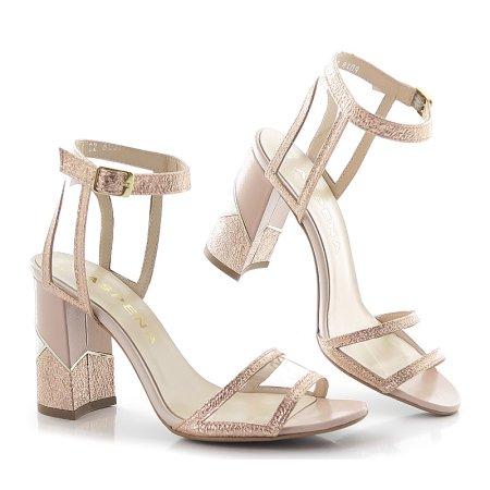 62a042884eee9 Sandále púdrové ASPENA KOR PAULA 22