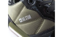 Sneakersy zelené BIG STAR EE274722