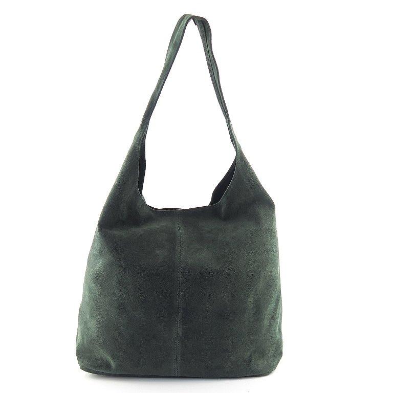 1231a283360b2 Trendová kožená zelená kabelka • Kabelky-topanky.sk