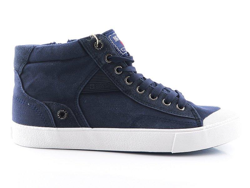 cc6758af0cef2 Trendové rifľové pánske topánky BIG STAR • Kabelky-topanky.sk