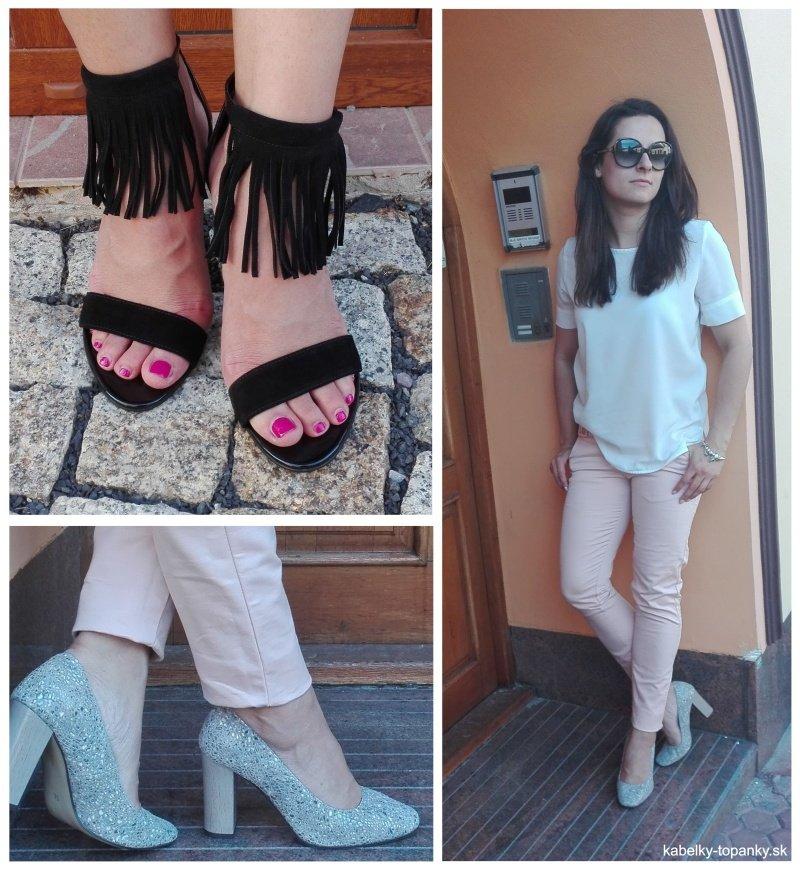 50e36c8b66120 Sklíčka, strapce, kamienky, šnúrovačky a brmbolce. To všetko sa nosí na  letných topánkach. Nemusíte sa obávať uletenosti.